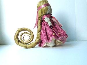 Мастер-класс по традиционной  народной  тряпичной кукле | Ярмарка Мастеров - ручная работа, handmade