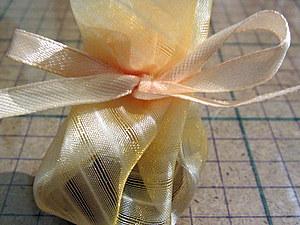 Мешочек за две минуты, без ниток и клея. | Ярмарка Мастеров - ручная работа, handmade