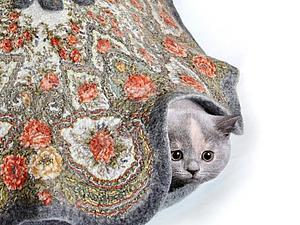Одомашненные кошки.   Ярмарка Мастеров - ручная работа, handmade