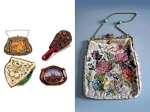 Из истории сумок | Ярмарка Мастеров - ручная работа, handmade