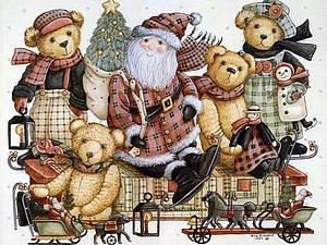 Международный день  Мишки Тедди !!! | Ярмарка Мастеров - ручная работа, handmade
