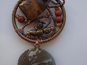 Уход за украшениями из меди и натуральных камней | Ярмарка Мастеров - ручная работа, handmade
