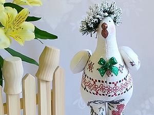 Розыгрыш конфетки - Пасхальная Курочка | Ярмарка Мастеров - ручная работа, handmade