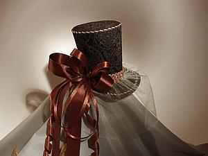 Мастер-класс по мини-шляпкам. Приходите, будет очень весело! | Ярмарка Мастеров - ручная работа, handmade