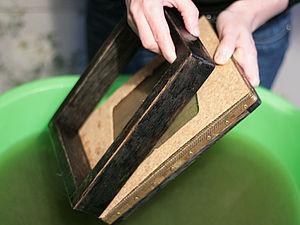 Курс обучения бумажному литью 2012. | Ярмарка Мастеров - ручная работа, handmade