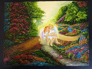 Аукцион на волшебных Ангелочков)! | Ярмарка Мастеров - ручная работа, handmade