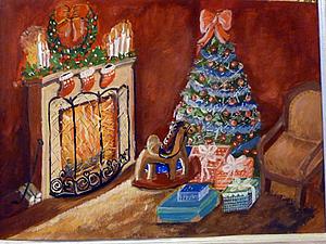 В ожидании праздника Новый Год! | Ярмарка Мастеров - ручная работа, handmade