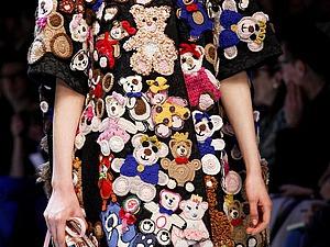 Россыпи роскоши в коллекции Dolce&Gabbana весна 2016. Ярмарка Мастеров - ручная работа, handmade.