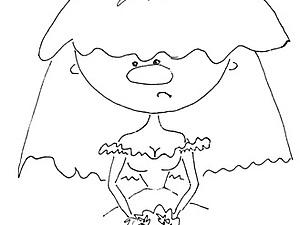 не очень довольная невеста | Ярмарка Мастеров - ручная работа, handmade
