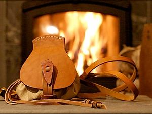 Огниво в костровом Наборе №6 (видеообзор) | Ярмарка Мастеров - ручная работа, handmade