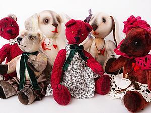 Научим шить мишек Тедди! | Ярмарка Мастеров - ручная работа, handmade