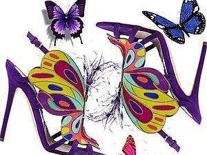 Восхитительная обувь Брайана Этвуда | Ярмарка Мастеров - ручная работа, handmade