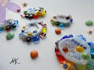 Деколь для фьюзинга | Ярмарка Мастеров - ручная работа, handmade