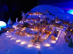 Сказочный пряничный город в Бергене. Ярмарка Мастеров - ручная работа, handmade.