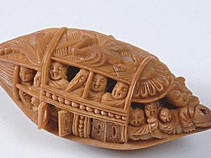 Вторая жизнь фруктовых косточек | Ярмарка Мастеров - ручная работа, handmade