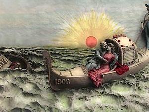 Шедевры начала прошлого века в открытках. Гениальный Domenico Mastroianni. Ярмарка Мастеров - ручная работа, handmade.