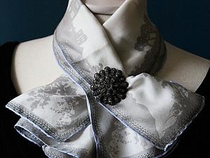 Моя коллекция шелковых платков | Ярмарка Мастеров - ручная работа, handmade