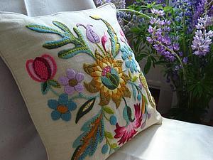 Мой подушковый мир | Ярмарка Мастеров - ручная работа, handmade