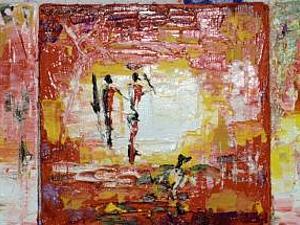 Мастер- класс по живописи | Ярмарка Мастеров - ручная работа, handmade