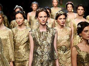 Dolce & Gabbana представили новую коллекцию | Ярмарка Мастеров - ручная работа, handmade