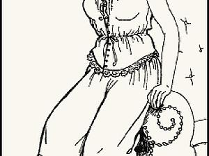 Историческая справка о таком предмете гардероба как трусы   Ярмарка Мастеров - ручная работа, handmade