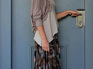 Новые трикотажные ткани для топов, кардиганов и поясов. | Ярмарка Мастеров - ручная работа, handmade