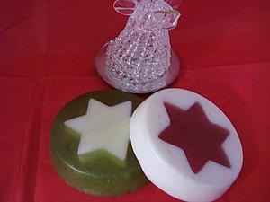 Новогоднее мыло   Ярмарка Мастеров - ручная работа, handmade