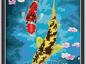 Значения вышитых картин согласно Фэн-Шуй. Ярмарка Мастеров - ручная работа, handmade.