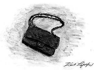 История возникновения знаменитой сумочки Шанель 2.55   Ярмарка Мастеров - ручная работа, handmade