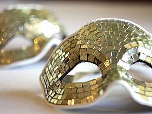 Аукцион - Зеркальная маска | Ярмарка Мастеров - ручная работа, handmade