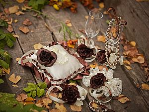 Идеи осенней свадьбы от Wedding Accessories by Tf | Ярмарка Мастеров - ручная работа, handmade