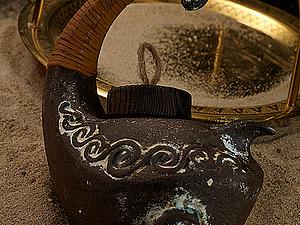 Новинки!!! 2 керамических творения времен и мест, которых не было... | Ярмарка Мастеров - ручная работа, handmade
