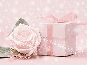 День рождения - повод дарить подарки!   Ярмарка Мастеров - ручная работа, handmade