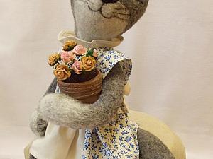 """Мастер-класс: """"Срочно сажаем цветы в горшочек"""". Ярмарка Мастеров - ручная работа, handmade."""