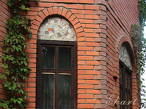 Декоративное оформление окна в загородном доме. Ярмарка Мастеров - ручная работа, handmade.