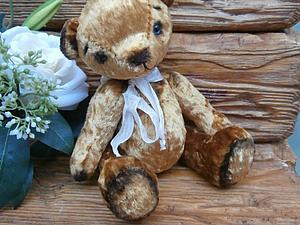 Многолотовый Аукцион с Нуля!!!! Тедди мишки ищут дом!!!! | Ярмарка Мастеров - ручная работа, handmade