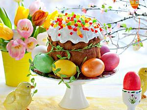 Поздравляю со светлым праздником Пасхи! | Ярмарка Мастеров - ручная работа, handmade