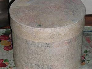 Как сделать круглую коробочку любого размера | Ярмарка Мастеров - ручная работа, handmade