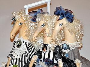 Я люблю свою лошадку...   Ярмарка Мастеров - ручная работа, handmade