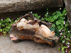 Лихолесские мотыльки (Спящий Трандуил) | Ярмарка Мастеров - ручная работа, handmade