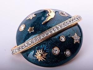 Душа хотела б быть звездой: подборка блистательных ювелирных украшений. Ярмарка Мастеров - ручная работа, handmade.