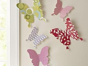 Бабочки в интерьере: множество прекрасных и милых идей | Ярмарка Мастеров - ручная работа, handmade