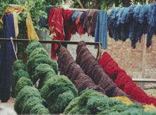 Основные инструкции для работы с индийскими эко-красителями (окраска ткани и ниток). | Ярмарка Мастеров - ручная работа, handmade