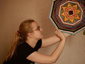 Образные индейские мандалы (Ojos de Dios) | Ярмарка Мастеров - ручная работа, handmade