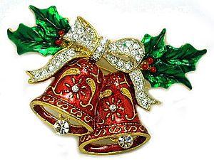 Винтажные рождественские украшения.   Ярмарка Мастеров - ручная работа, handmade