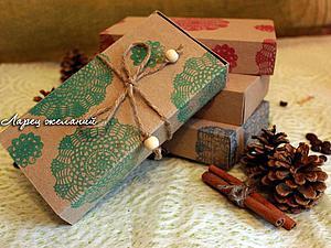 Как сделать простую коробочку-упаковку | Ярмарка Мастеров - ручная работа, handmade