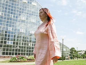 Другие люди в моей одежде. Розовое платье | Ярмарка Мастеров - ручная работа, handmade