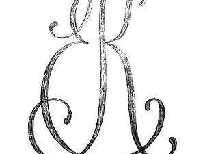 МК по созданию своего авторского творческого логотипа | Ярмарка Мастеров - ручная работа, handmade