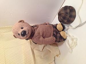 Аукцион на трех медведей   Ярмарка Мастеров - ручная работа, handmade