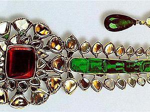 Сарпеч — изысканное тюрбанное украшение | Ярмарка Мастеров - ручная работа, handmade